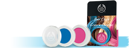 Body Shop hair chalk