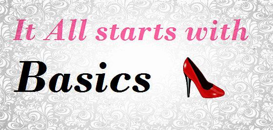 Fashionista basics