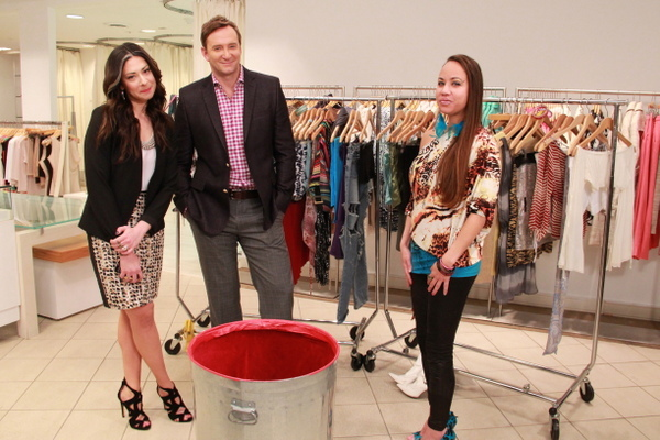 Clinton Kelly and Stacy London on What Not To Wear