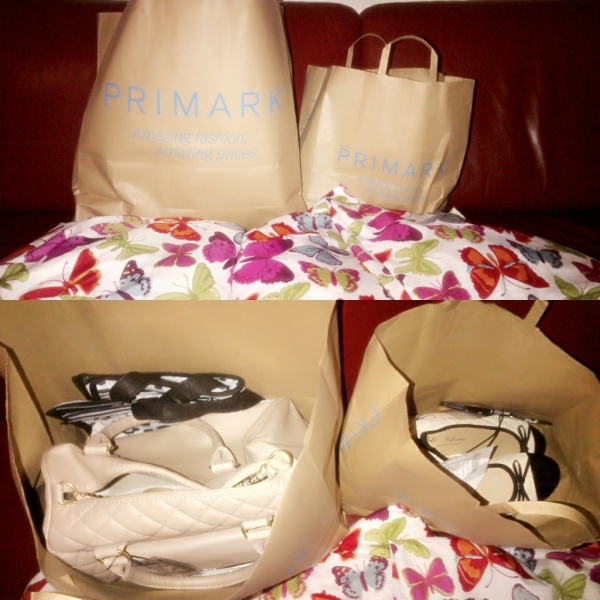 First Primark purchase