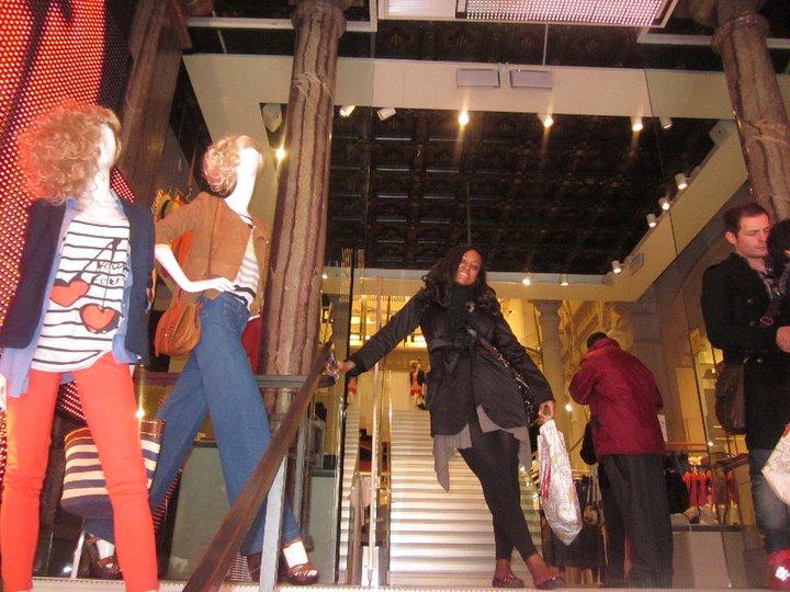 Flashback Barcelona H&M 1