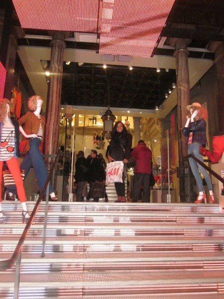 Flashback Barcelona H&M 2