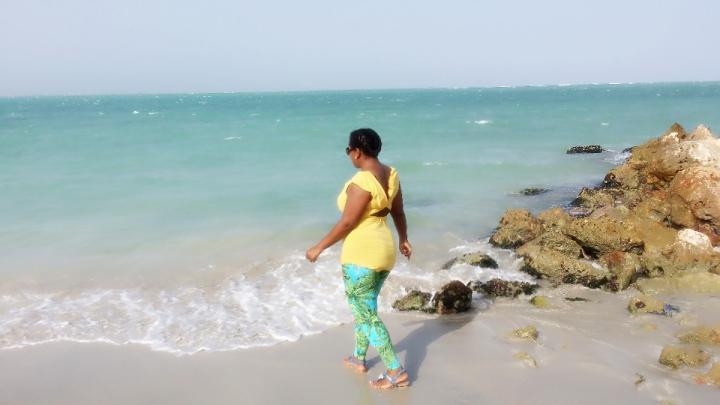 Hellshire Beach june 12 1