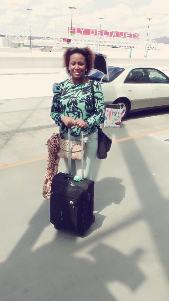 Me at ATL Airport 1