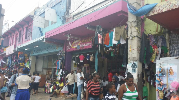 Clothing stores downtown kingston jamaica