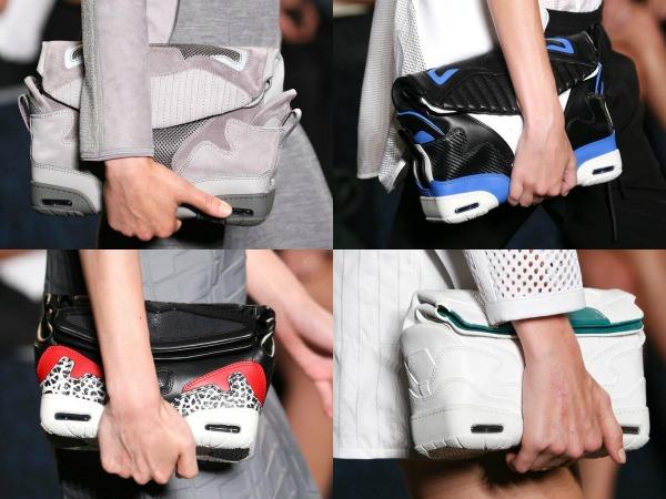 Alexandee Wang sneaker bag