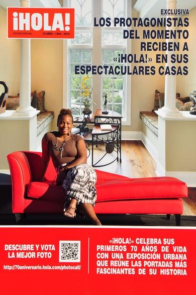 Hola magazine Induella