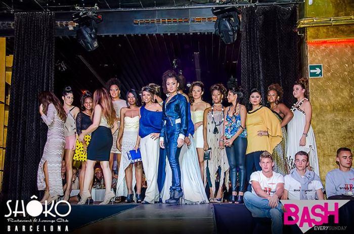 Caribbean Fashion Show Shoko