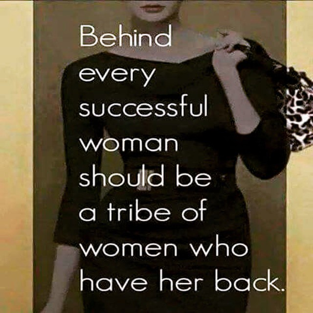 Succesful Woman Tribe