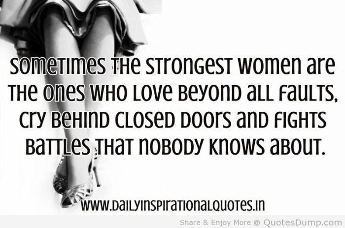 The Strongest Women