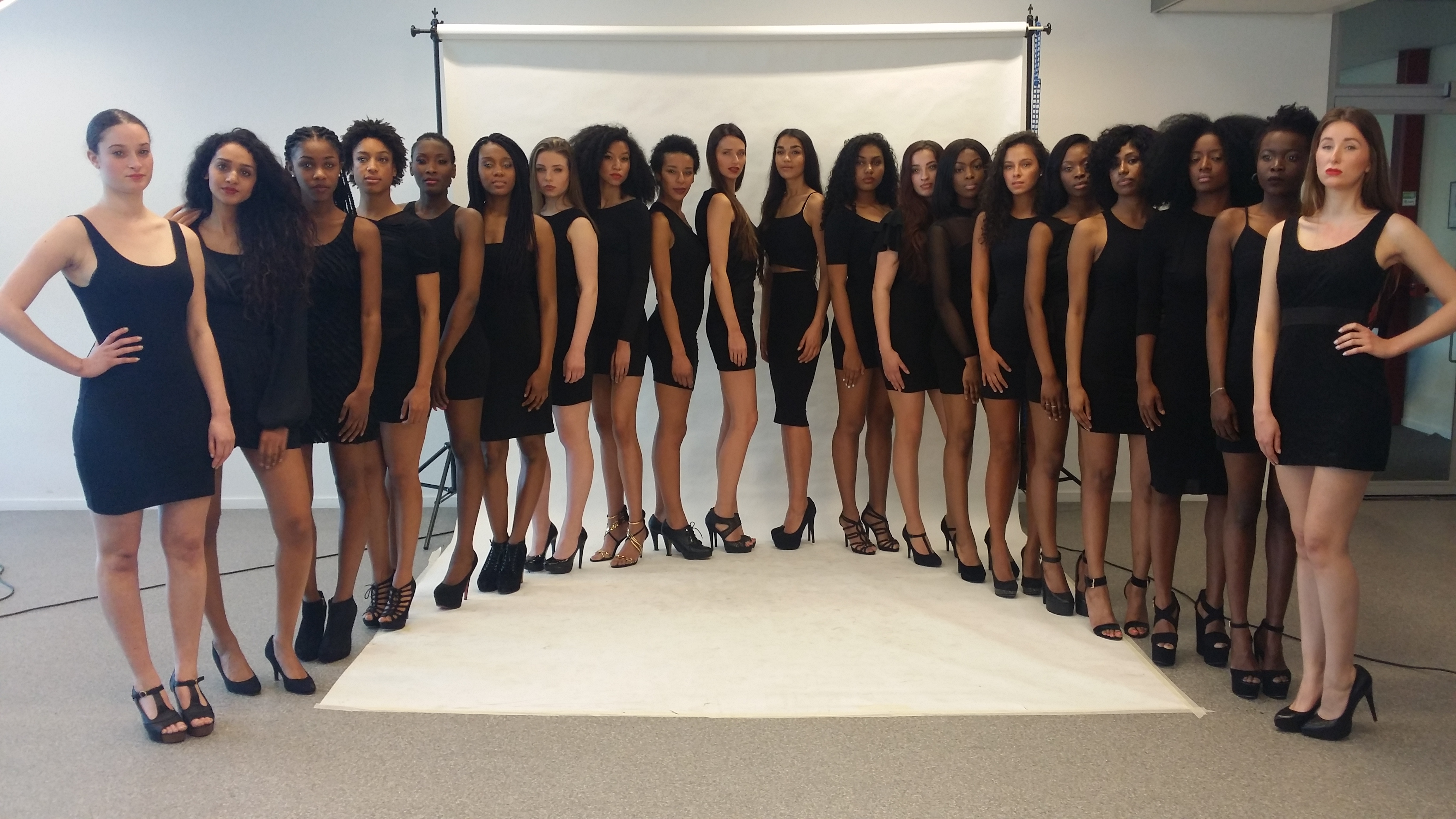 Successful Casting Call For The Caribbean Fashion Show Xx Fashion Diva