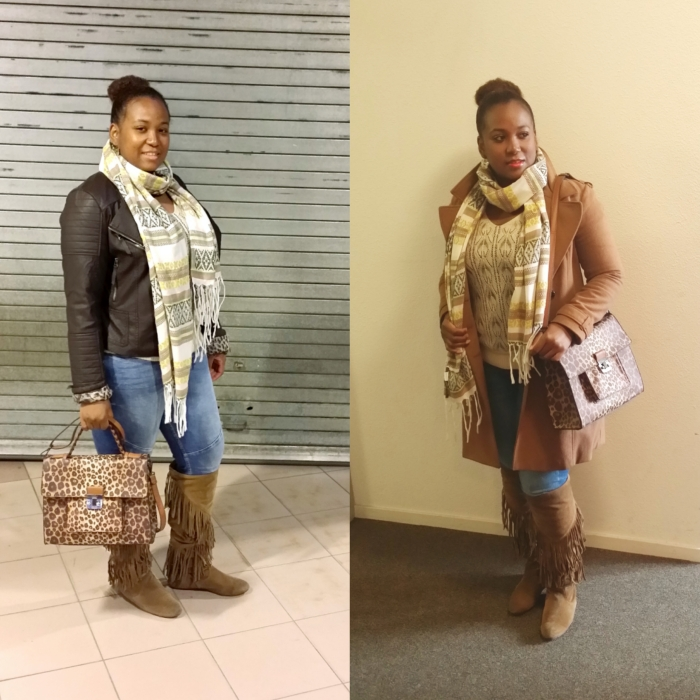Fall outfit Nov Compared looks