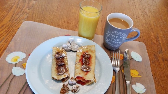 Pancake breakfast 2