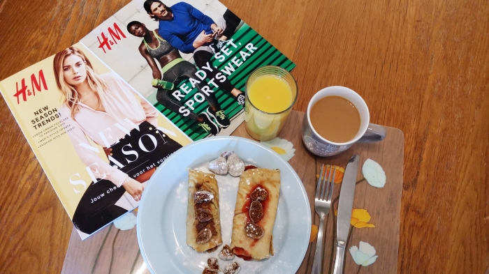 Pancake breakfast 3