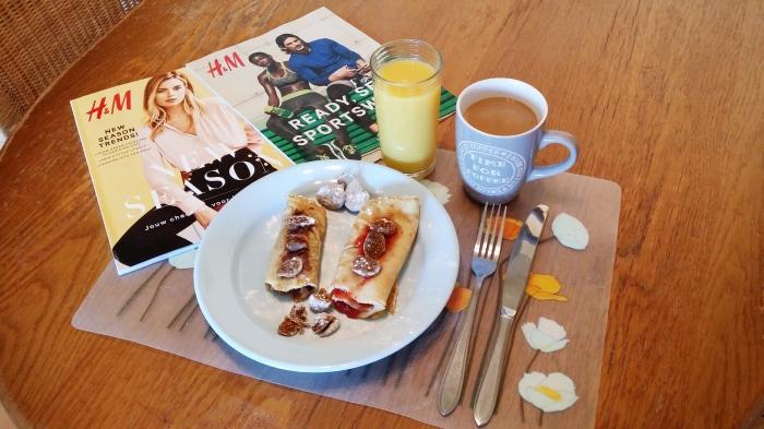 Pancake breakfast 4