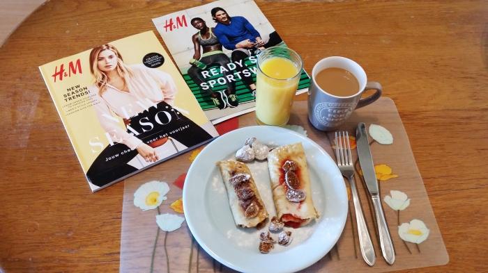 Pancake breakfast 5